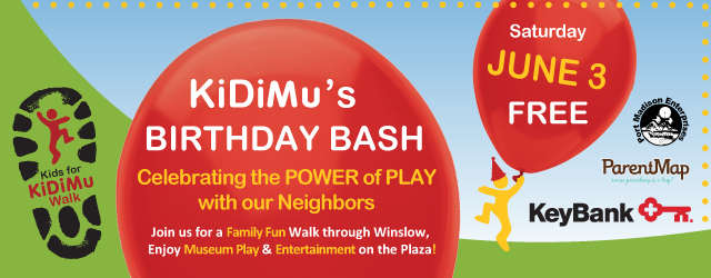 <i>Podcast: What's Up Bainbridge: </i><br>Kidimu Birthday Bash June 3