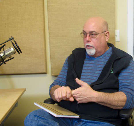 <i>Podcast: Tastes of Bainbridge: </i><br>Joe Pulicicchio on weather and produce