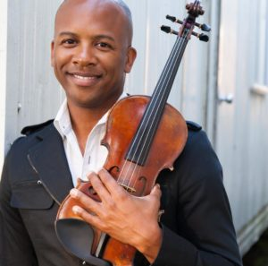 <i>Podcast: What's Up Bainbridge:</i> <br>Classical violinist starts Bloedel's summer concert series June 24th