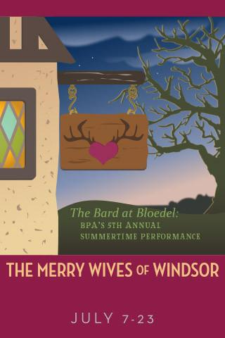 <i>Podcast: What's Up Bainbridge: </i><br>Merry Wives of Windsor July 7-23 at the Bloedel Reserve