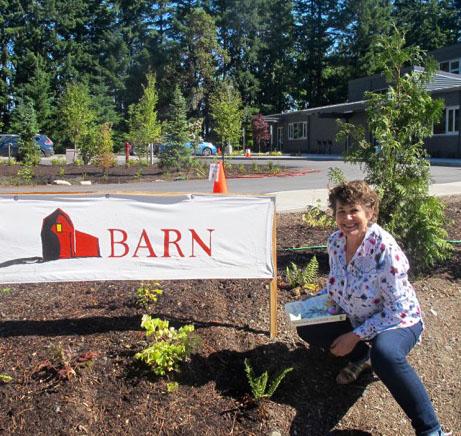 <i>Podcast: Tastes of Bainbridge: </i><br>Cookbook author Kathryn Lafond