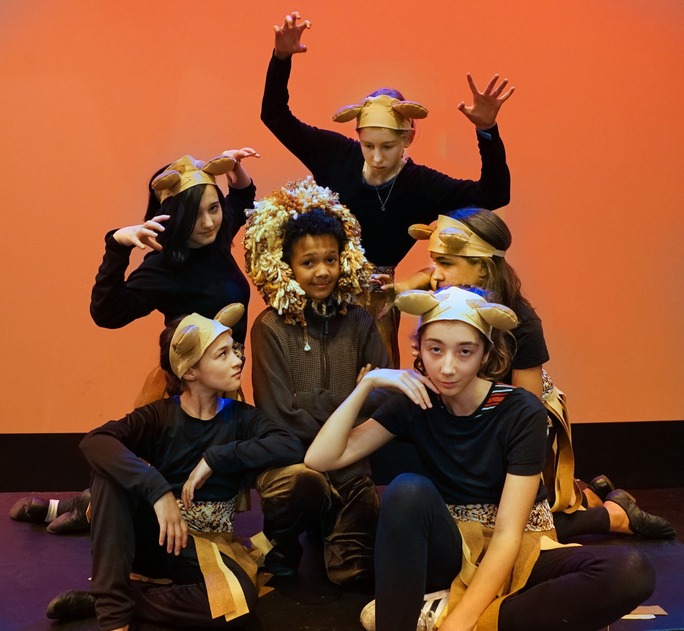 <i>Podcast: What's Up Bainbridge: </i><br>Meet the stars of BPA Theatre School's <i>Madagascar</i>