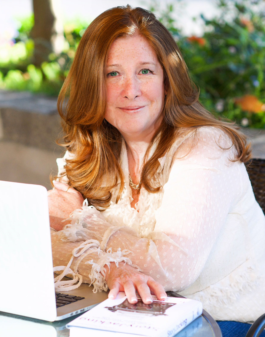 <i>Podcast: What's Up Bainbridge </i><br>Lyssa Danehy deHart on StoryJacking September 14 at Eagle Harbor Books