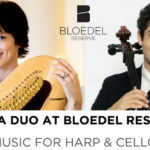 <i>Podcast: What's Up Bainbridge: </i><br>Cellist Henderson returns to Bloedel with Parsa Duo September 3