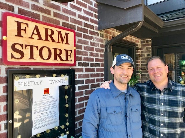 <i>Podcast: Tastes of Bainbridge: </i><br>Meet the new proprietors of the Heyday Farm Store!