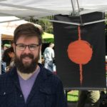 <i>Podcast: Tastes of Bainbridge: </i><br>Glass artisan Isaac Swanson at the Farmers Market