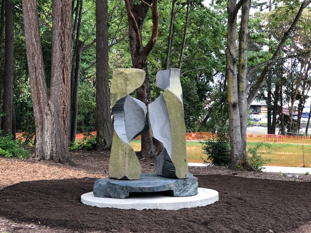 "<i>Podcast: Arts and Artists on Bainbridge: </i><br>""Something New"" Public Art to be unveiled July 6"