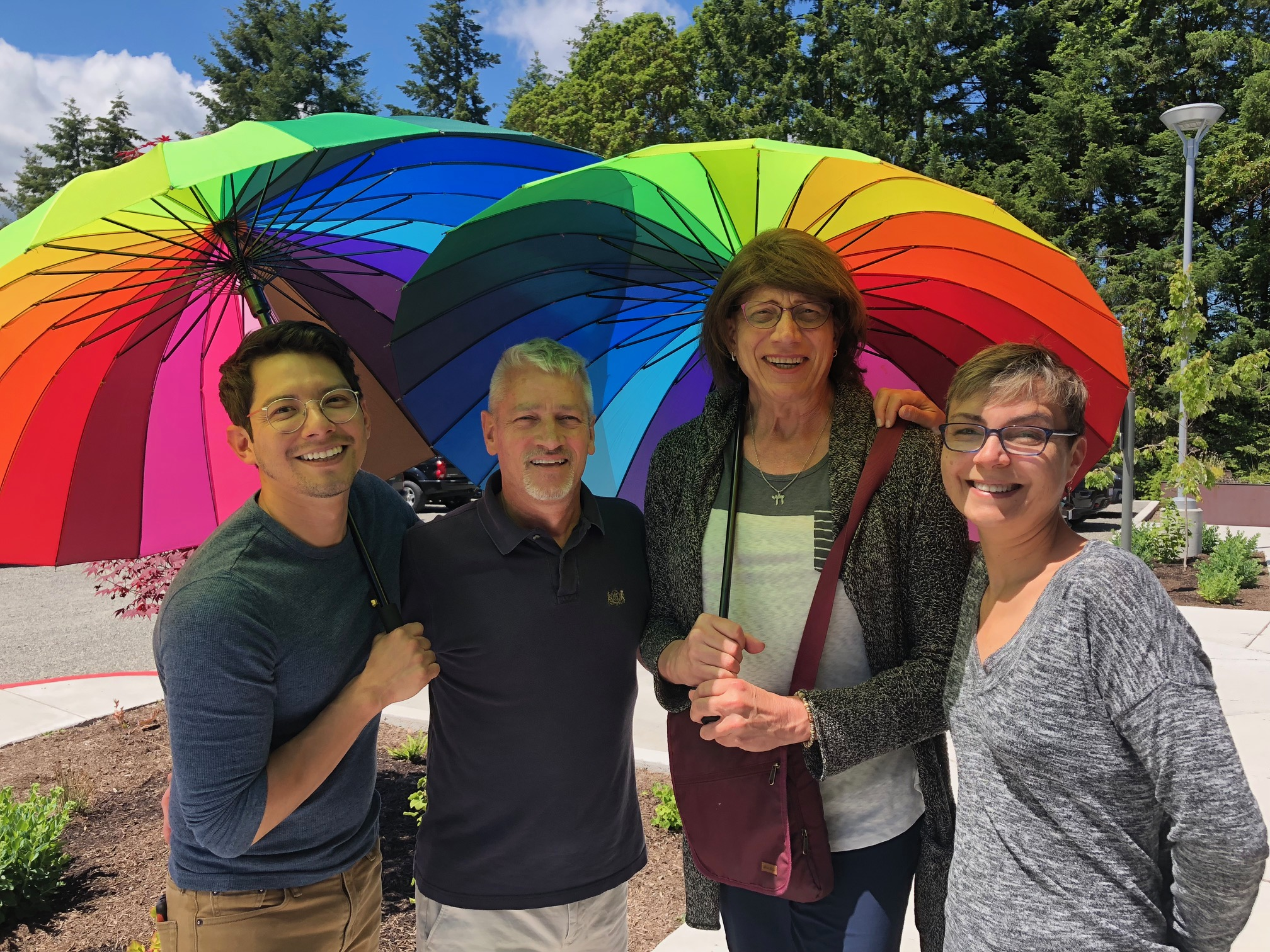 <i>Podcast: What's Up Bainbridge: </i><br>Bainbridge Pride Picnic June 23 at Waterfront Park