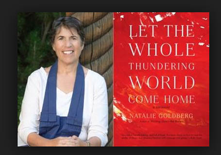 <i>Podcast: What's Up Bainbridge: </i><br>Author Natalie Goldberg at Eagle Harbor Books June 19
