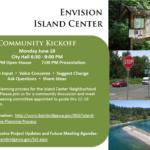 <i>Podcast: What's Up Bainbridge: </i><br>Island Center Planning Meeting June 18