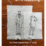 <i>Podcast: Arts and Artists on Bainbridge: </i>Local artists to participate in September Arts Event at the Library
