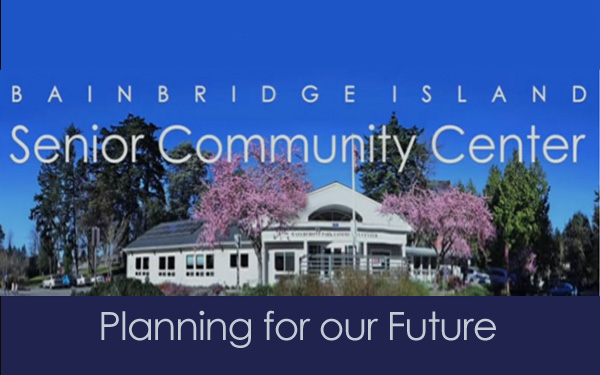 <b>Help our Senior Center plan for the future! </b>