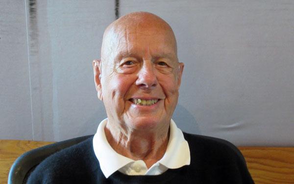 <b>Oral History with Dick Shryock</b>
