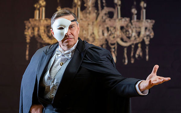 <b>Enjoy the music of Andrew Lloyd Webber at Ovation's Masquerade Nov.30- Dec. 16</b>