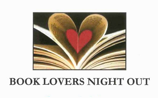 Book Lovers Night Out at the Library Jan 31