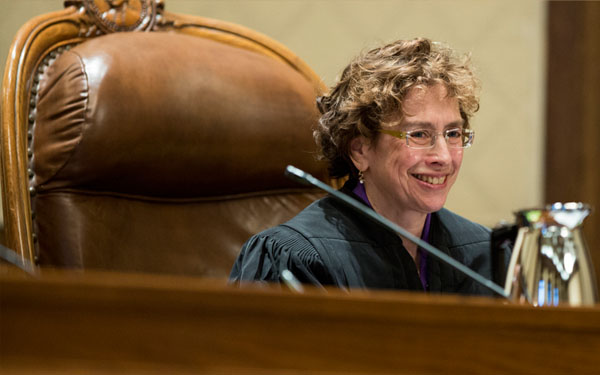 <b>Meet Washington State Supreme Court Justice Sheryl Gordon McCloud</b>