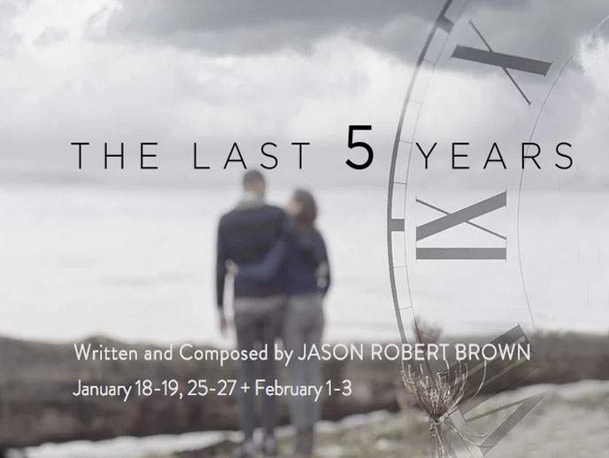 <b>InD Theatre presents Jason Robert Brown's <i>The Last Five Years</i></b>