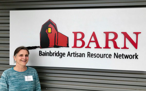 Meet Denise Dumouchel, Executive Director of BARN