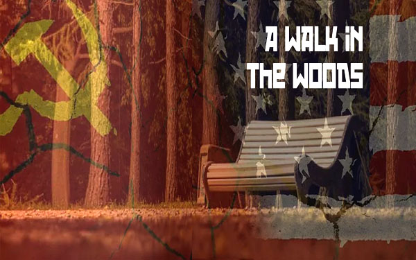 InD Theatre offers Lee Blessing's A Walk in the Woods at BIMA April 18-28