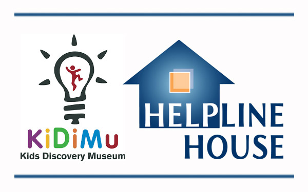 KiDiMu and Helpline offer community service projects for kids