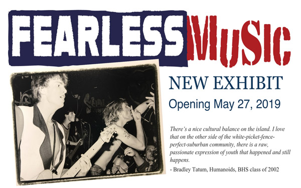 BI Historical Museum to feature the island's teen music scene