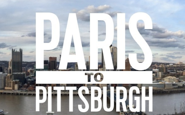 Movies that Matter: Paris to Pittsburgh June 6