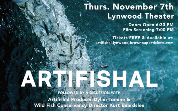 Movies that Matter: Artifishal at the Lynwood November 7