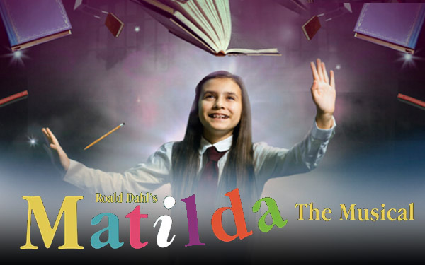 Roald Dahl's Matilda the Musical opens December 6