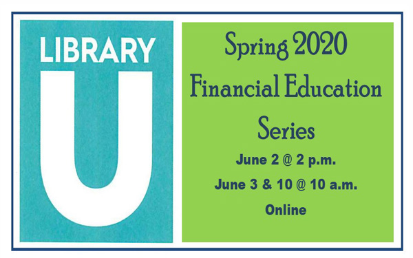 Paul Merriman gives Online Financial Education series in June