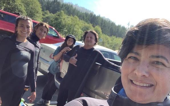 A Bainbridge Island Family and their Worldwide Adventures