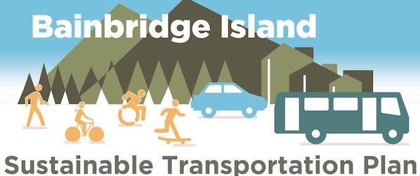 Creating a remarkable Transportation Plan for Bainbridge Island